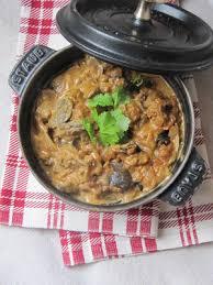 la cuisine de jackie la cuisine d ici et d isca curry d aubergine ete