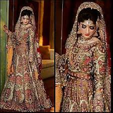 bridal wear bridal wear best bridal salons makeup artists in pakistan