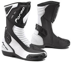 stylish motorcycle boots forma nevada waterproof touring boots forma freccia boots