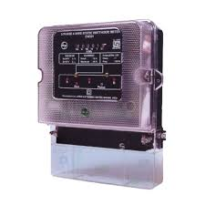 commercial and industrial meters 3 phase kwh meter electrical