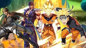 imagenes juegos anime mejores juegos anime y manga en ps4 one switch y pc de 2018