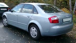 audi 4 door convertible file audi a4 b6 rear 20071030 jpg wikimedia commons