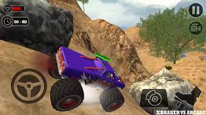 road monster truck derby monster truck offroad rally 3d