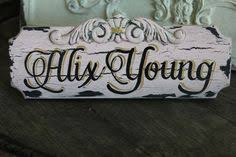 custom office desk signs personalized custom made hand painted 3x9 name plate sign desk