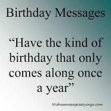 birthday card messages birthday wishes and sayings wishes messages sayings