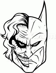 easy sketch images batman comic easy sketch step 13 how to draw joker and batman