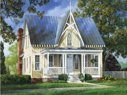 small porch designs gothic style house plans cottage plan unique
