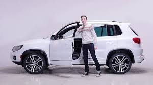 volkswagen tiguan 2017 volkswagen tiguan review youtube