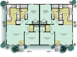 Multi Family Homes Floor Plans 44 Best Home Multi Family Images On Pinterest