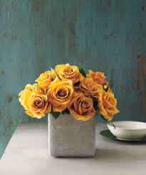 Arranging Roses In Vase How To Arrange Flowers Real Simple