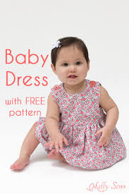 pattern dress baby girl sew a baby dress with free pattern melly sews