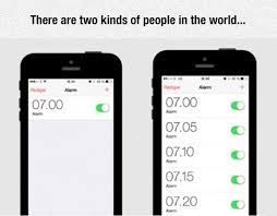 Alarm Meme - some people need extra help 2 kinds of people alarm device