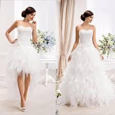 wedding dresses fluffy white wedding dresses 2015 arrival detachable