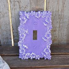 Shabby Chic Purple by Shop Shabby Chic Wall Plates On Wanelo