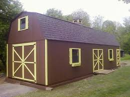 Two Story Barn Plans Two Story Barns