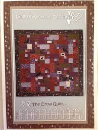 halloween fabric on sale sale 30 percent off black crow halloween quilt kit with pattern