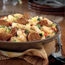 Pasta Sausage Italian Sausage With Pasta And Herbs Pork Recipes Pork Be Inspired