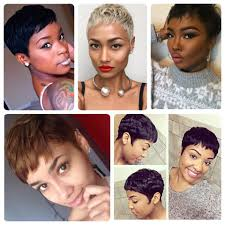hair weave for pixie cut pixie cut featuring vanessa v love yourself love your hair