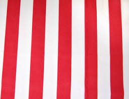 Red And White Striped Awning Prints Party 1 Superstore Bowling Green Rentals