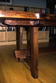 Miller Table Custom Wood Furniture Maine Furniture Makers Fine Furniture Makers