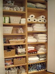 furniture opened shelves rattan basket in ikea linen closet