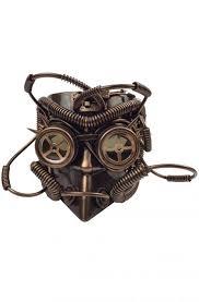 bauta mask industrial bauta mask copper purecostumes