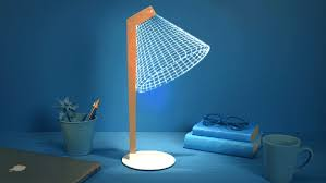table top led lights with an illuminating set of flat led lighting