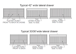 Filing Cabinet Lateral by Lateral Vs Vertical File Cabinets 26 With Lateral Vs Vertical File