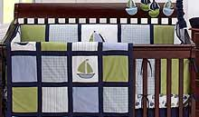blue and green baby crib bedding blue and green nursery decor
