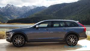 volvo north america the 2017 volvo v90 cross country might just charm america into