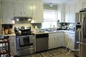 Cabinets For Small Kitchen Interior Design Rustoleum Cabinet Transformations For Kitchen
