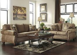 dining room loveseat pucci s carpet one fredonia ny larkinhurst earth sofa loveseat