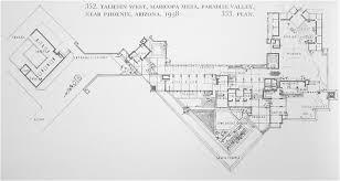 Kentuck Knob Floor Plan Taliesin West Floor Plan Frank Lloyd Wright A Piece Of Art In