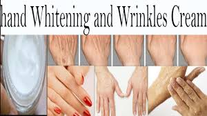 hand and foot whitening cream beauty tip for whitening youtube