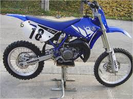 yamaha yz250 service manual