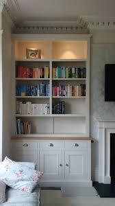 Kitchen Alcove Ideas Custom Designed Alcove Cabinet With American Oak Dresser Top To