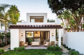 Mediterranean Houses Architectures Pleasant Contemporary Mediterranean House Trend