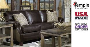 American Made Leather Sofas Leather Biltrite Furniture Leather Mattresses