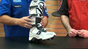 maverik motocross boots buyers guide fly kinetic motocross boot review youtube