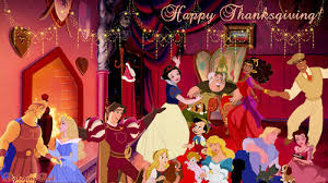 disney crossover images thanksgiving gathering hd wallpaper and