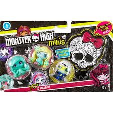 monster minis 3 pack walmart