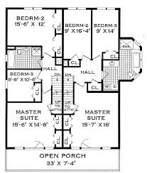 All In The Family House Floor Plan Featured House Plan Pbh 4285 Professional Builder House Plans