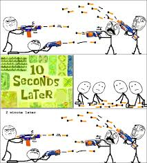 Nerf Meme - i have a bunch of nerf guns but i keep losing the darts to the