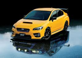 subaru colors sti reveals limited edition subaru wrx sti s207