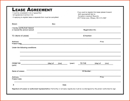 example of lease agreement letter hairstylist resume template