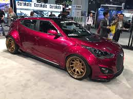 nissan veloster 2016 race ready hyundai veloster concept for 2016 sema show