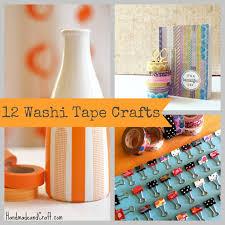 12 washi crafts diy gifts