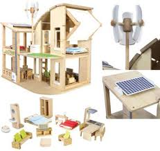 Best Eco Friendly Dollhouses From by