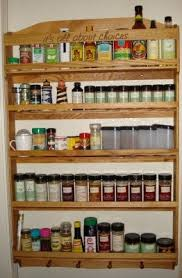 Wooden Spice Rack Wall Wood Spice Rack Wall Pdf Woodworking