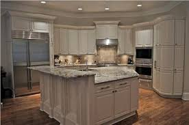 Collect This Idea Green White Grey Kitchen Kitchen Cabinets Color - Idea kitchen cabinets